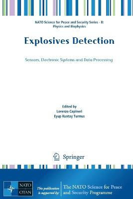 Explosives Detection: Sensors, Electronic Systems and Data Processing 1st ed. 2019