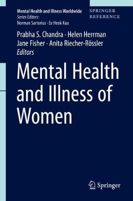 Mental Health and Illness of Women 1st ed. 2020
