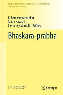 Bhaskara-prabha 1st ed. 2019