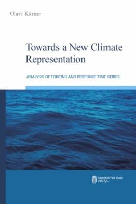 Towards a New Climate Representation: Analysis of Forcing and Response Time Series