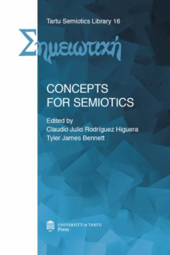 Concepts for Semiotics