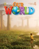 Our World 4: Workbook with Audio CD
