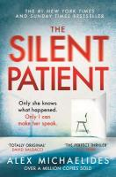 Silent Patient: The Richard and Judy bookclub pick and Sunday Times Bestseller