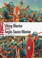 Viking Warrior vs Anglo-Saxon Warrior: England 865-1066