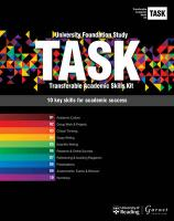 TASK Boxed Set of 10 Modules 2015 2015