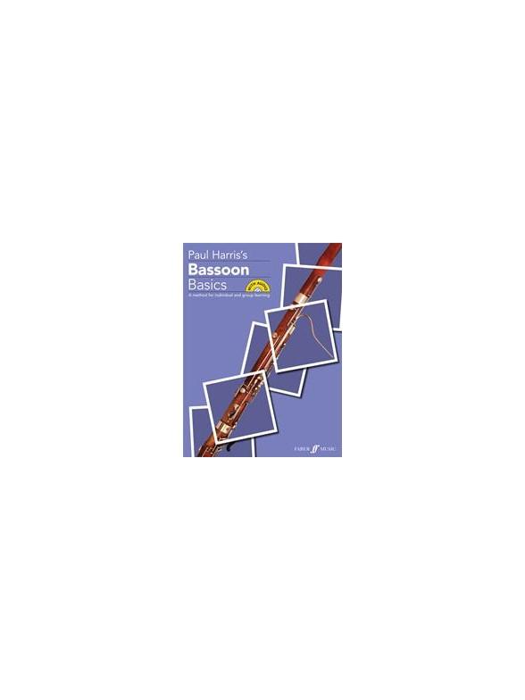 Paul Harris: Bassoon Basics (Book/Online Audio)