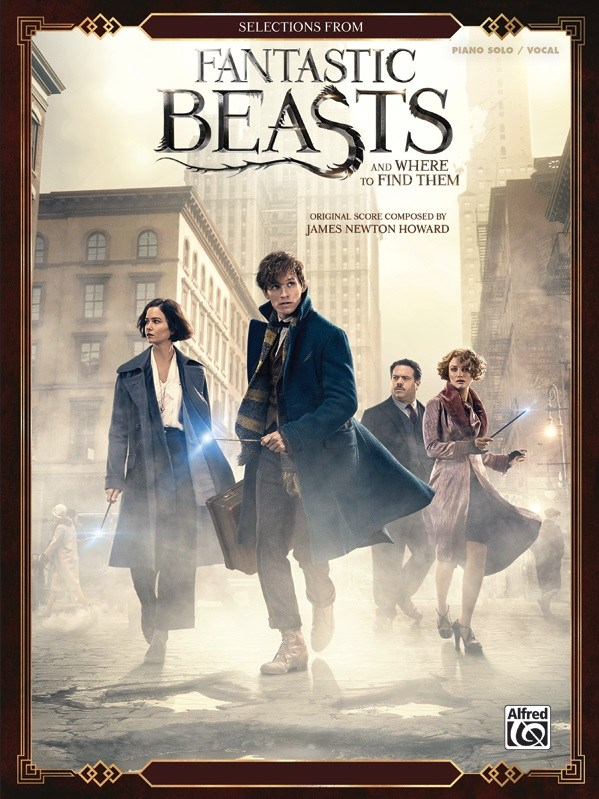Selections From Fantastic Beasts And Where To Find Them
