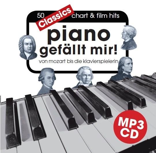 Hans-Günter Heumann: Piano Gefällt Mir! Classics (MP3 CD)