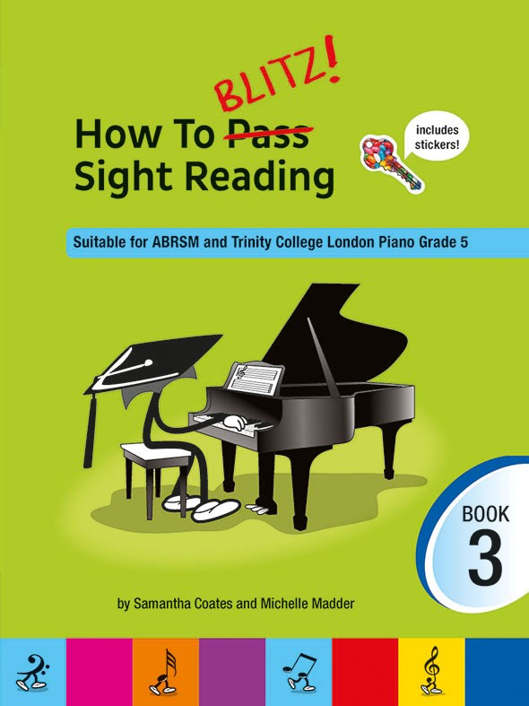 How To Blitz! Sight Reading Book 3