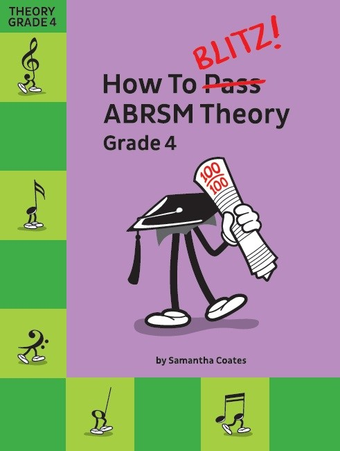 How To Blitz! ABRSM Theory Grade 4