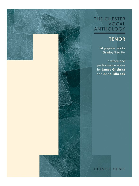 The Chester Vocal Anthology: Tenor