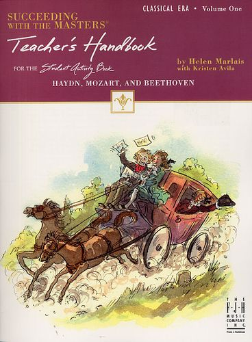 Helen Marlais: Succeeding With The Masters - Classical Era Volume 1 (Teacher's Handbook)