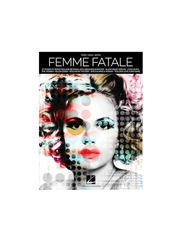 Femme Fatale - 27 Songs Of Seduction And Betrayal - Krisostomus