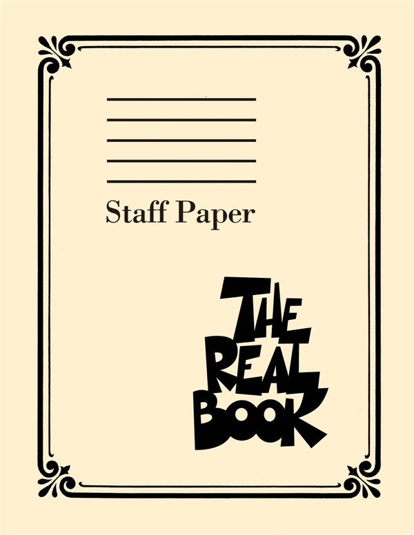 The Real Book: Staff Paper