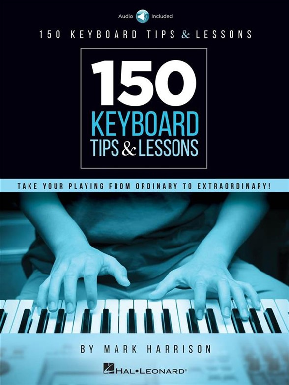 150 Keyboard Tips & Lessons (Book/Online Audio)