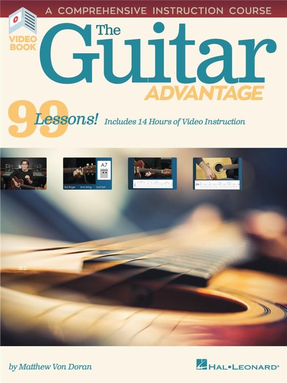Matthew Von Doran: The Guitar Advantage (Book/Online Video)