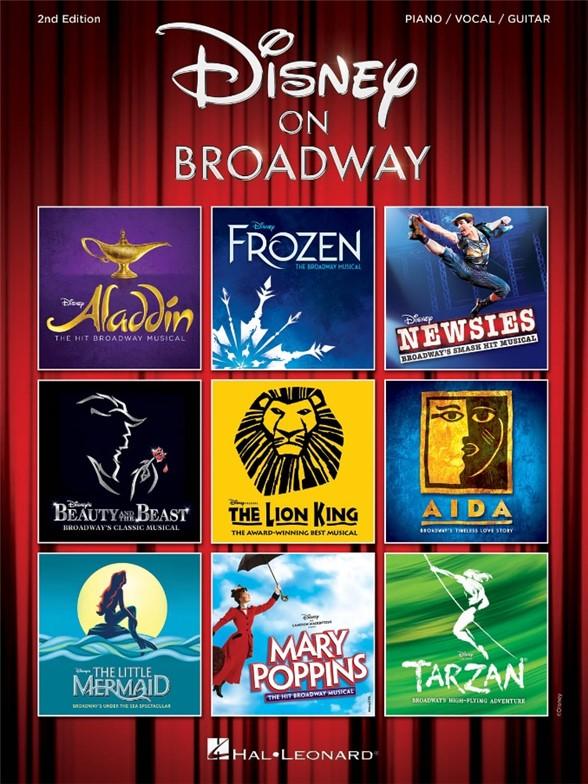 Disney On Broadway: 2nd Edition
