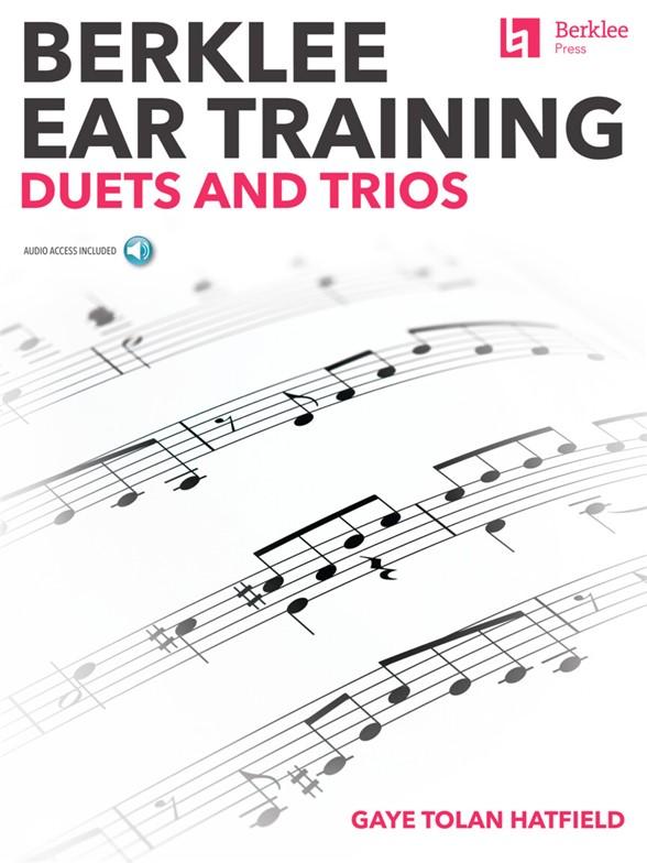 Berklee Ear Training Duets And Trios (Book/Online Audio)