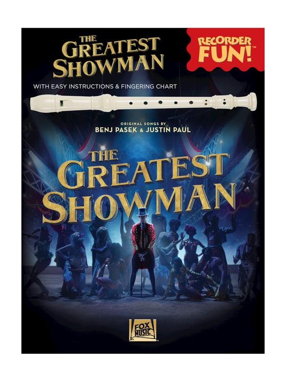 The Greatest Showman: Recorder Fun!