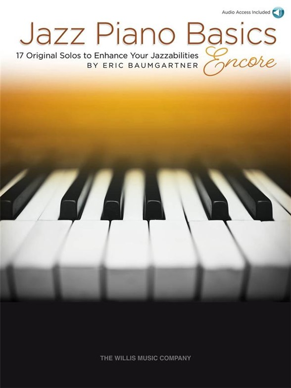 Jazz Piano Basics: Encore