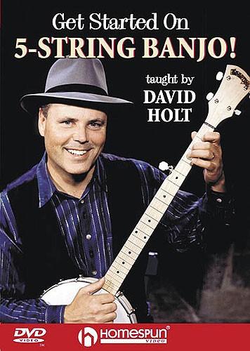 Get Started On 5 String Banjo!