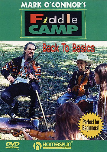 Mark O'Connor's Fiddle Camp: Back To Basics