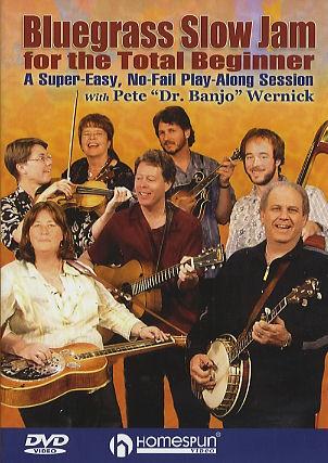 Pete 'Dr. Banjo' Wernick: Bluegrass Slow Jam For The Total Beginner