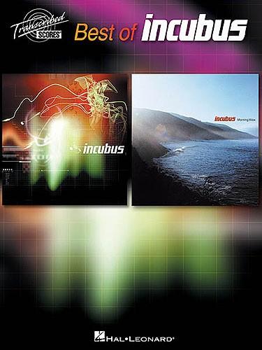 Best Of Incubus (Transcribed Scores)