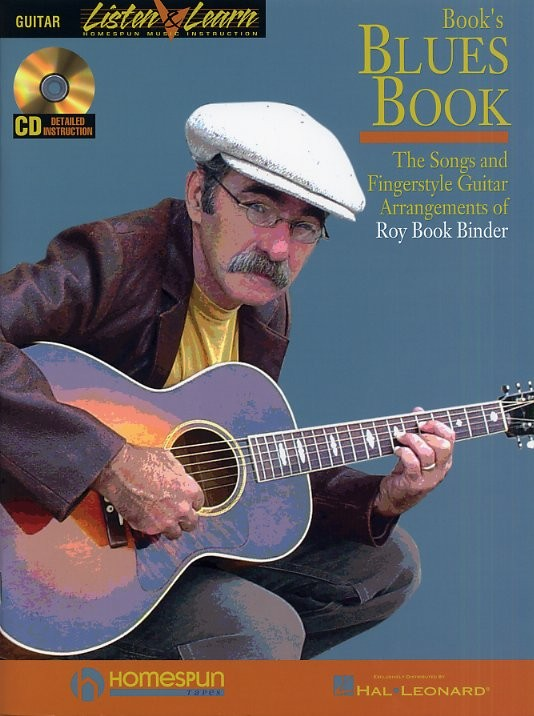 Roy Book Binder: Book's Blues Book