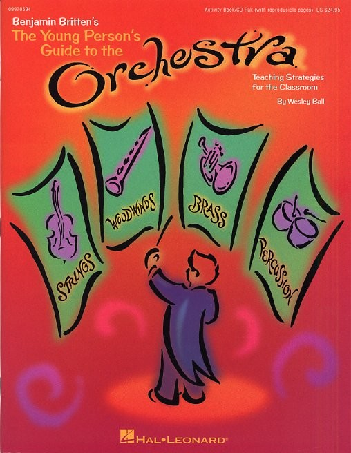 The Young Person's Guide To The Orchestra - Classroom Activity And Poster Pack