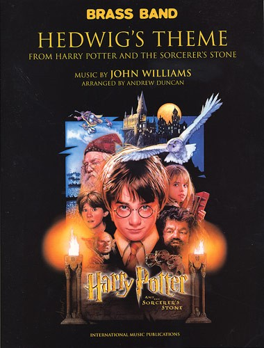 Williams: Hedwig's Theme From Harry Potter And The Sorcerer's Stone For Brass Band