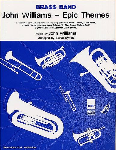 Brass Band: John Williams - Epic Themes