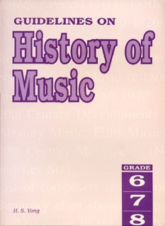 Guidelines On History Of Music Grades 6 To 8