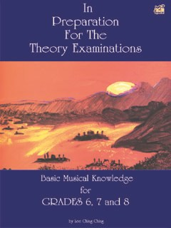 In Preparation For The Theory Exams Grades 6 To 8