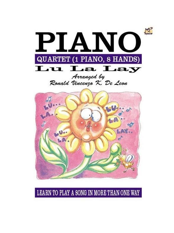 Ronald Vincenzo K De Leon: Piano Quartet Variations On Lu La Lay