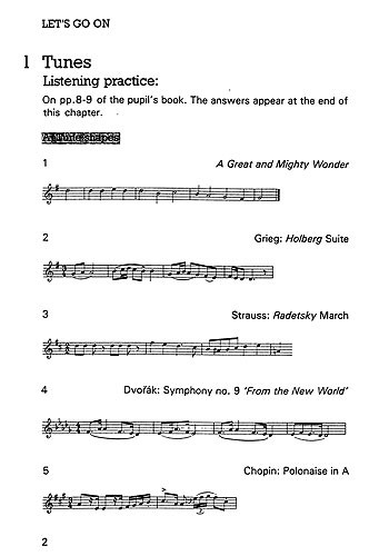 Let's Make Music: GCSE Projects Answer Book for Books 2, 3 and 4