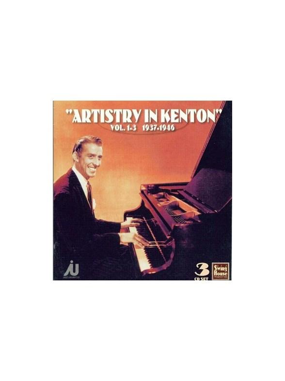 Stan Kenton: Artistry In Kenton