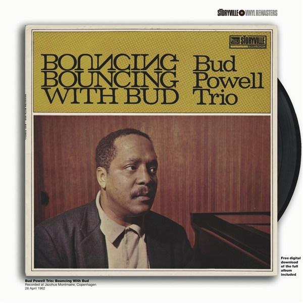Bud Powell Trio: Bouncing With Bud