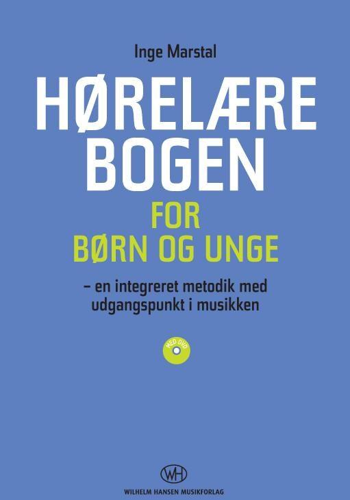 Inge Marstal: Hørelærebogen For Børn Og Unge - Lærerbog (Book/DVD)