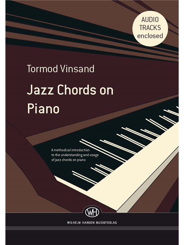 Tormod Vinsand: Jazz Chords On Piano