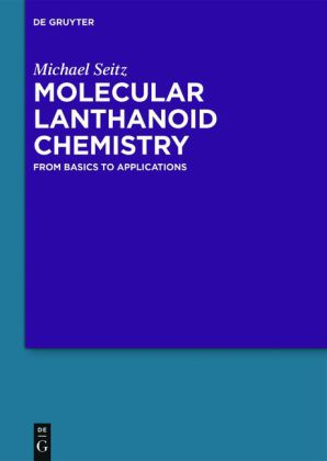 Molecular Lanthanoid Chemistry: From Basics to Applications